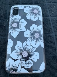 white and black floral iPhone case Mesa, 85205