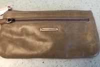 Authentic Rebecca minkoff clutch wallet ~ nude leather ~ Surrey, V4N 6A2