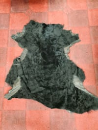 Real fox fur pieces different colours available
