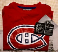 Montreal Canadiens Boys long sleeve top Vaughan, L6A