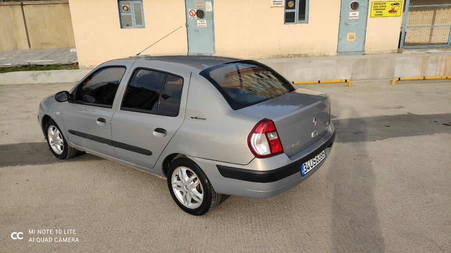 2006 Renault Clio AUTHENTIQUE 1.5 DCI ABS c80898bb-5a97-4c95-9dec-0020436f3309