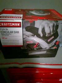 Craftsman wet and dry vacuum cleaner box 254 mi