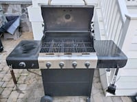Outdoor grill and propane tank Severn, 21144