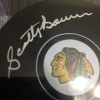 SCOTTY BOWMAN SIGNED PUCK WITH COA  Toronto