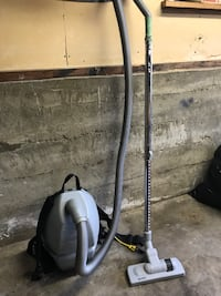 Industrial backpack vacuum Victoria, V9A 4X6