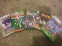 Xbox and Xbox 360 Games  Spokane, 99208