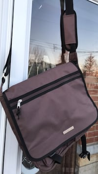 Bag Cary on for laptop brand new. Expandable