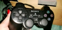 black Sony PS3 game controller Woodbridge, 22192