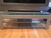 Glass TV stand Springfield, 22153