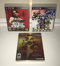 PS3 Game just $10 Each  Port Saint Lucie, 34953