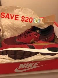 NIKE Air Odyssey Shoes Size 11 Cumberland Center, 04021