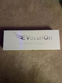 Evolution The Natural Selection Hair Straightener (Brand New) Edmonton, T6K