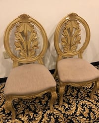 10 CHAIRS AND 2 TABLE REALLY HIGHEND ALSO 4 AccentChair Leopard Print  Laurel, 20707
