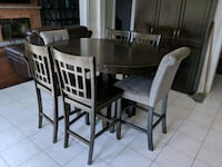 Breakfast table + 6 Chairs  Richmond Hill, L4S 1A2