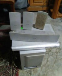 gray home theater system Huntly, 22640