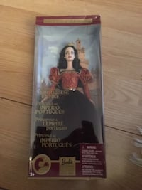 Dolls of the World Princess Collect. Princess of the Portuguese Empire Mississauga