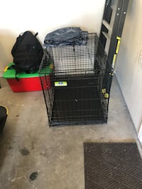 Collapsable dog cage Henderson, 89074