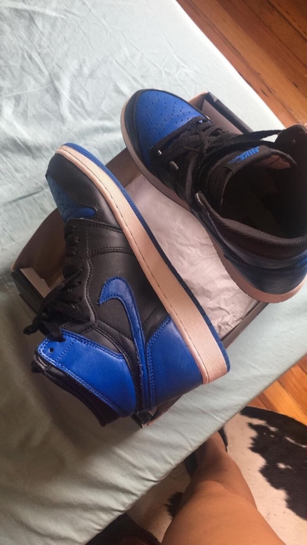 0b7342eefba Used Royal blue 1's 2017 Release for sale in New York - letgo