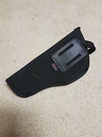 black textile fabric holster brand new