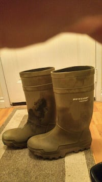 pair of brown UGG boots Millet, T0C 1Z0