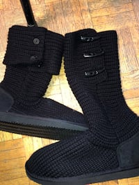 Knitted foldable boot Toronto, M2J 1M3