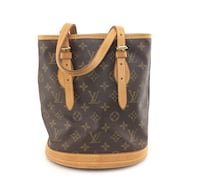 Classic Monogram Canvas Louis Vuitton bag