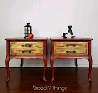 Lucky Dragon Inspired End Tables Whitby, L1R 3N9