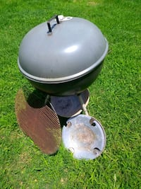 Weber grill FOR PARTS Kathleen, 31047