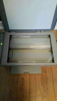 Epson printer scanner - no cords included