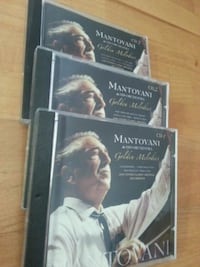 Mantovani & his orchestra cds 1-3 2057 mi