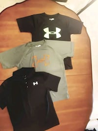 3 Under Armour shirts youth large Winnipeg, R3B 3C3