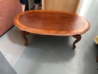 Coffee Table + Matching Side Table Columbus, 43229