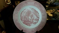 Vintage Serving Plates Oxon Hill
