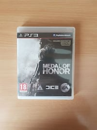 Ps3/ Medal Of Honor