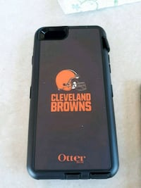 black Otter Box iPhone case Lorain, 44055