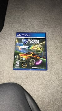 Ps4 rocket league game Coventry, 06238