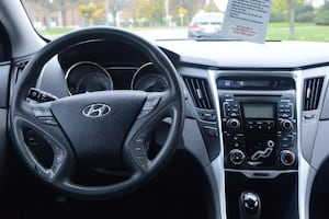 Clean & Well maintained Hyundai Sonata 2011 GLS