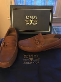 Sperry Men's size 8 Driver Marshfield, 02050