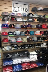 Sport hats and shirts , sleeve and half sleeve different prices.  Las Vegas, 89145