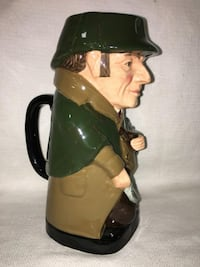 Royal Doulton's Rare Collection Antique Toby Jug. 45.00
