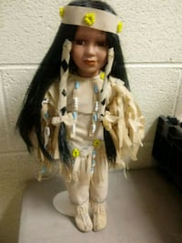 Native American Doll  Norfolk, 23503