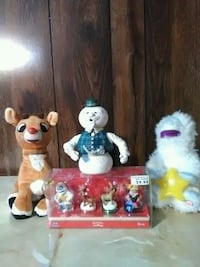 Rudolph and crew District Heights, 20747