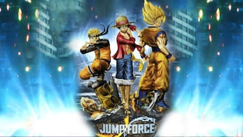 Jump Force PS4 Statue