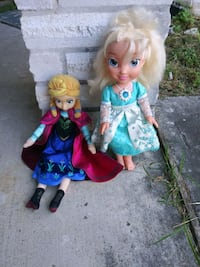 Frozen muñecas dolls south pharr Pharr, 78577