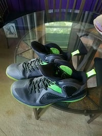 pair of gray-and-green Nike sneakers Harpers Ferry, 25425