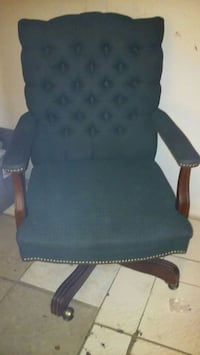black and brown wooden armchair Winter Haven, 33881