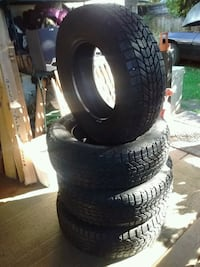Tires Firestone X4  Maple Ridge, V2X 3A4