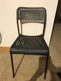 IkEA plastic chair