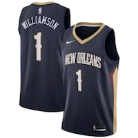 Zion Williamson Pelicans Jerseys ALL SIZES