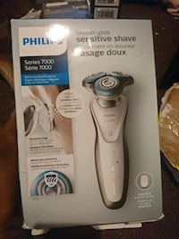 white Philips Norelco shaver box London, N6A 3C2